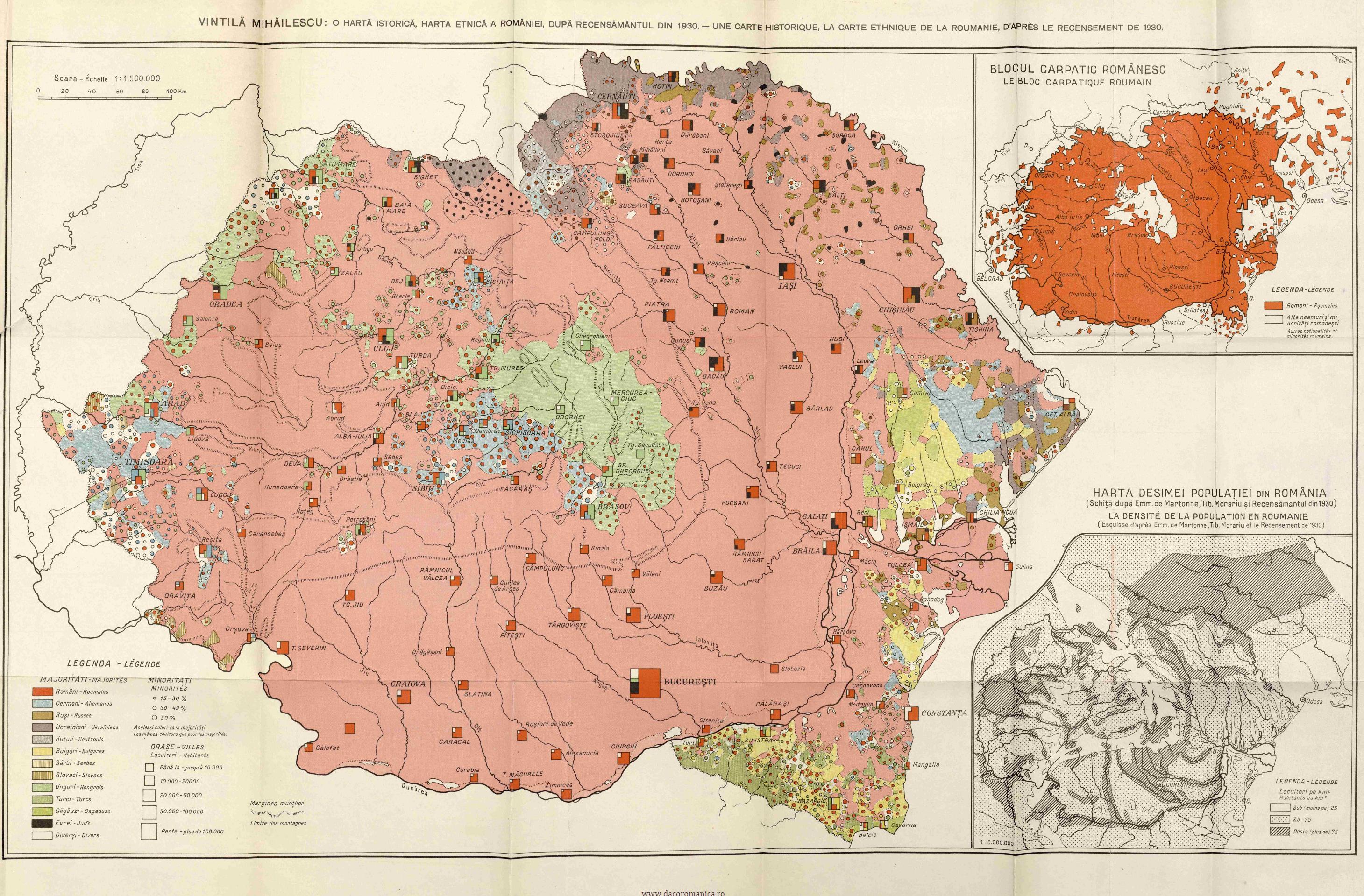 File De Istorie Recensămantul Din 1930 Harlau625 S Blog