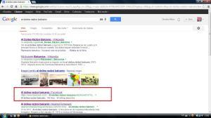pagina google