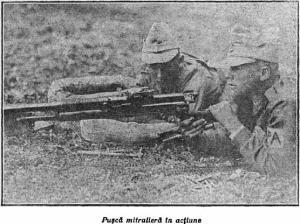 Pusca mitraliera
