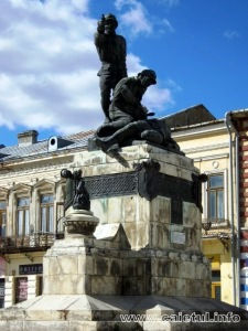 Monument 1917
