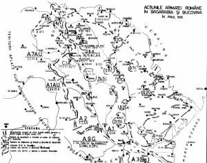 harta basarab 1918