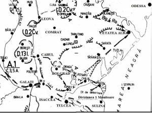 Operația D.13 I Basarabia