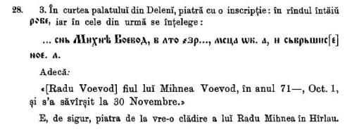 Epitaf Mihnea VV