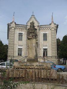 Statuia_Margaretei_Muşat