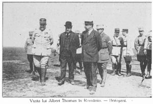 Ministrul Albert Thomas