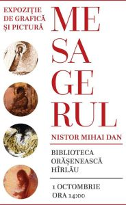 afiș Nistor Mihai Dan